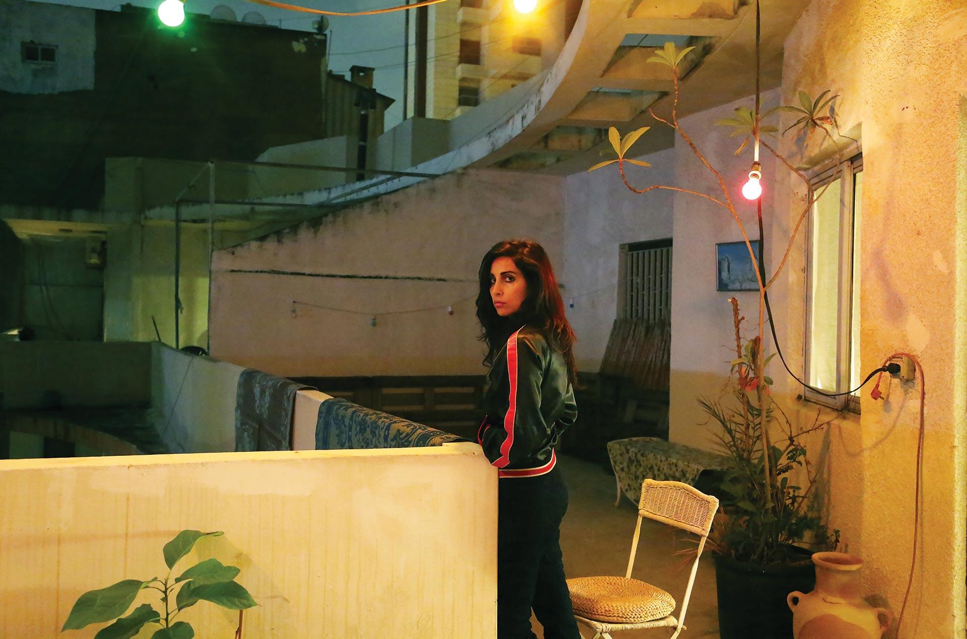 Portrait de Yasmine Hamdan