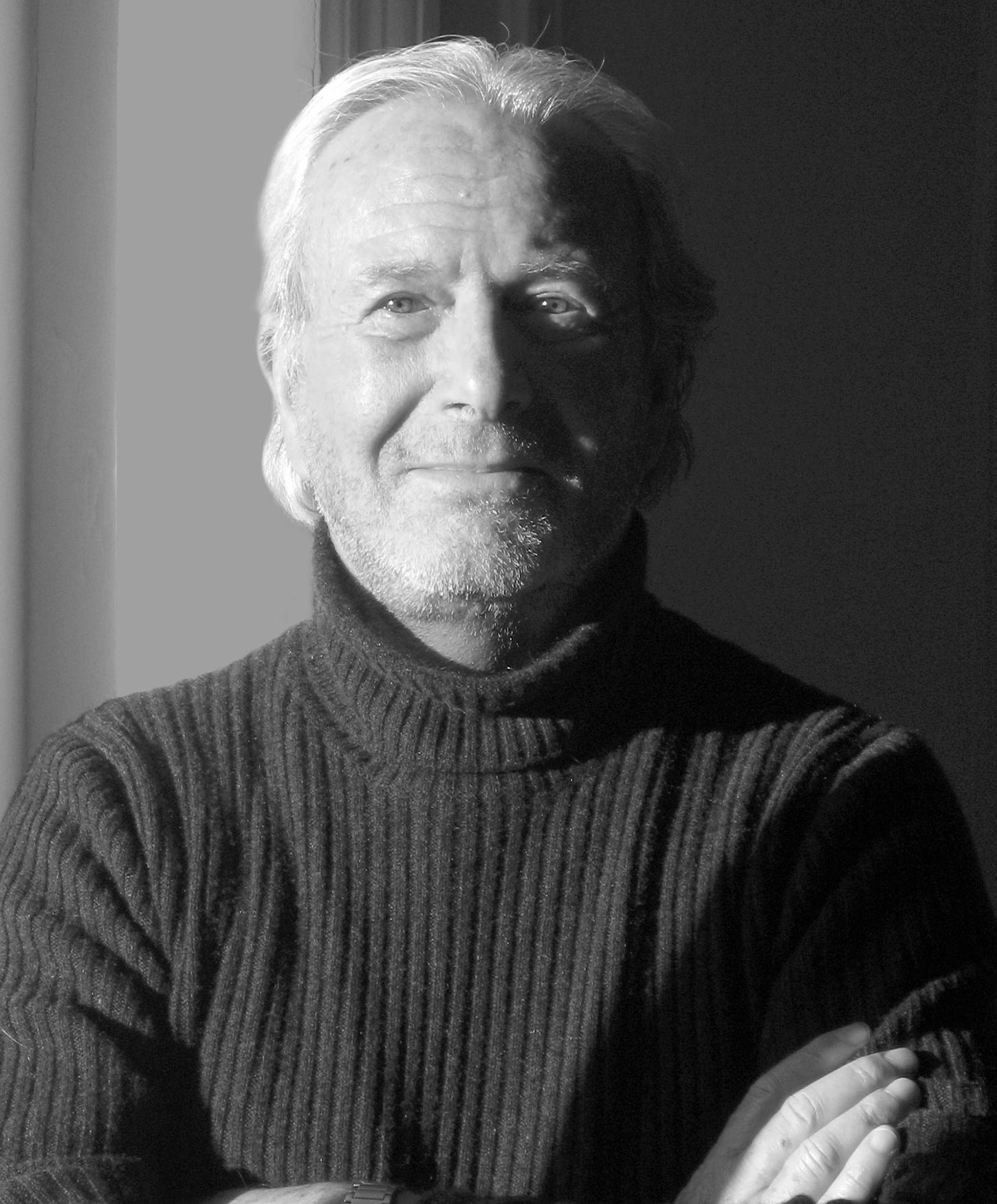 Portrait of Marc Berthier