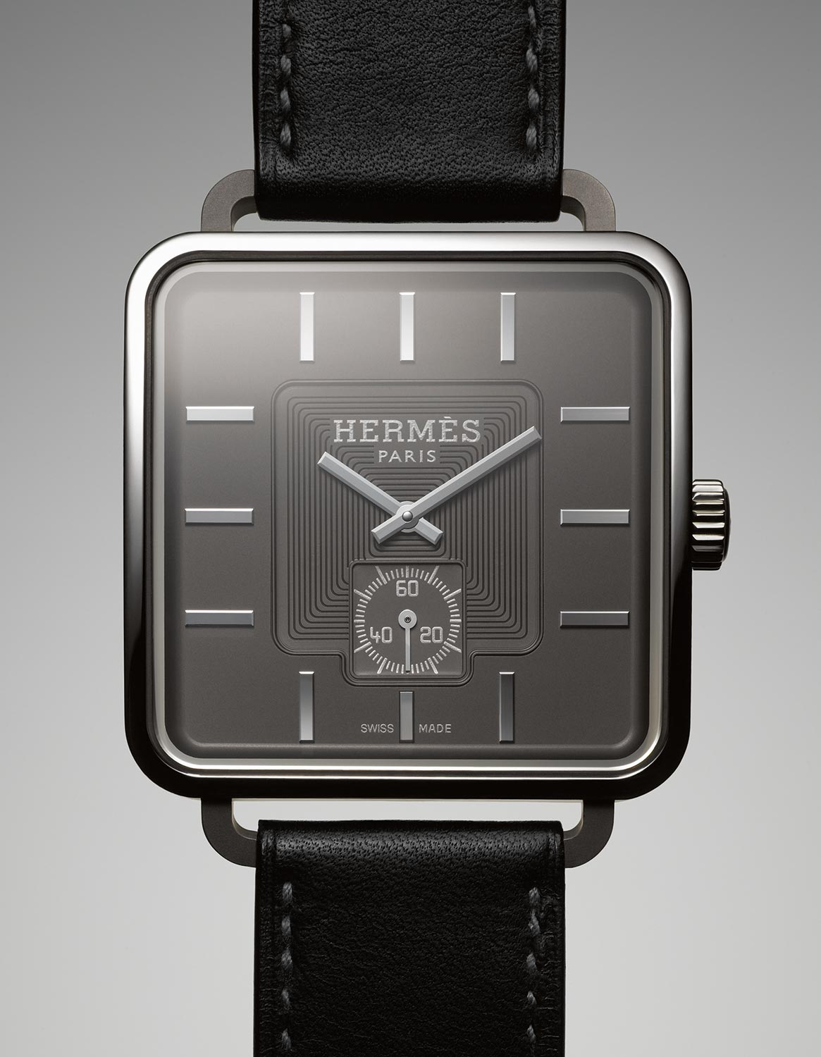 Square H 2010, The Hermes Watch.