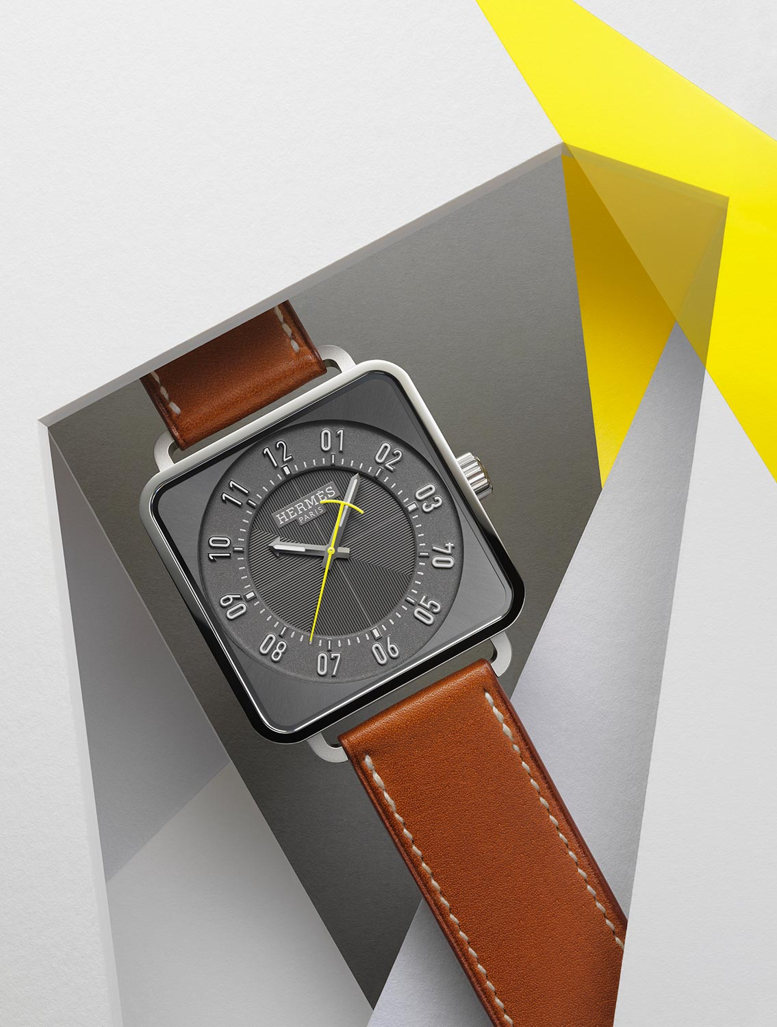 Square H 2018, The Hermes Watch