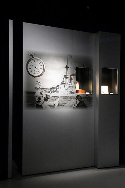 WATCHMAKING - Interior of the Zenith manufacture. The manufacture has recently opened its doors to the public.