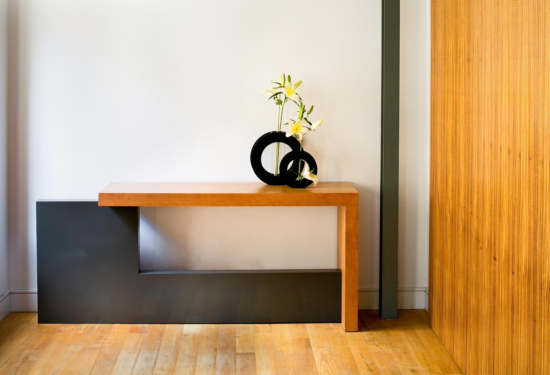HISTOIRES –Un meuble d'un dessinateur d'intérieurs, Inés Benavides.