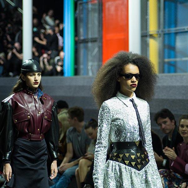 FASHION - Fashion week Paris. Louis Vuitton presented its autumn-winter 2019-20 collection designed by Nicolas Ghesquière.