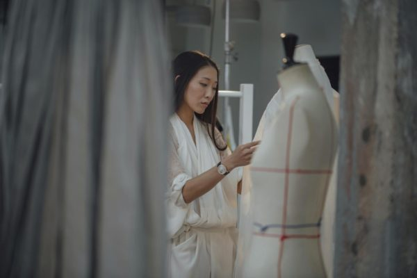 Yiqing Yin ambassadrice de Vacheron Constantin
