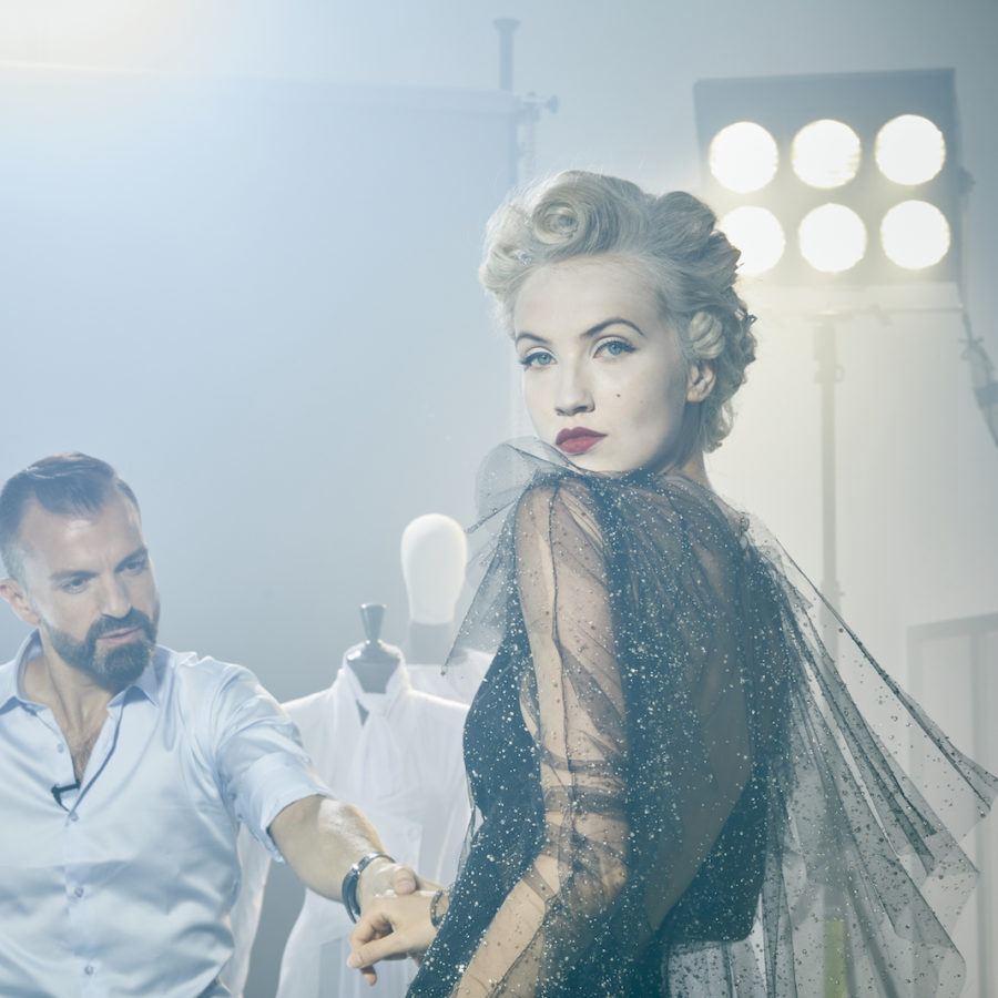Julien Fournié haute couture automne-hiver 2020