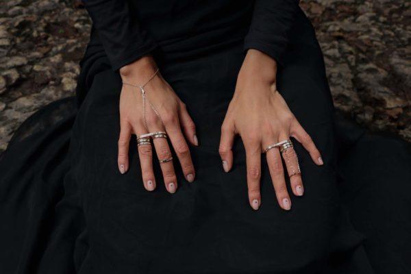 Collection des dix ans de Baies d'Erelle inspirée des poèmes de Rûmi