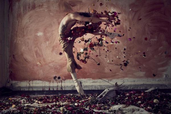 Mickael Lafon, Danse, Flammarion, ©Sylvie Lancrenon