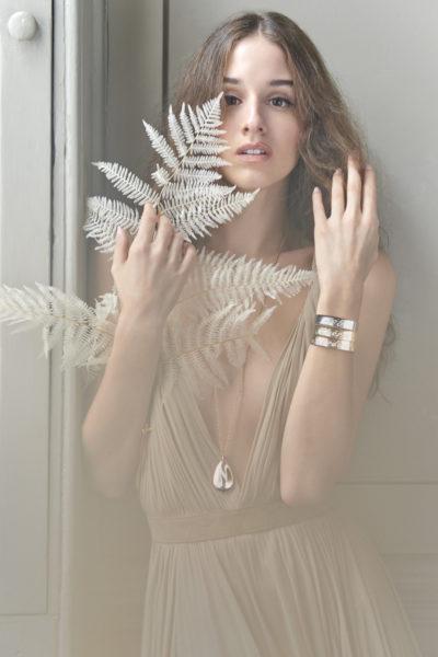Bijoux de sentiment Margaret ©Damian Foxe