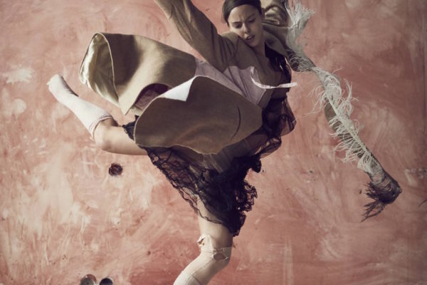 Marion Barbeau, Danse, Flammarion ©Sylvie Lancrenon