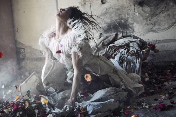 Marie-Agnès Gillot, Danse, Flammarion, ©Sylvie Lancrenon