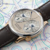Chronographe à Resonance Souscription No 14 F.P.Journe vendu chez Phillips. ©Phillips