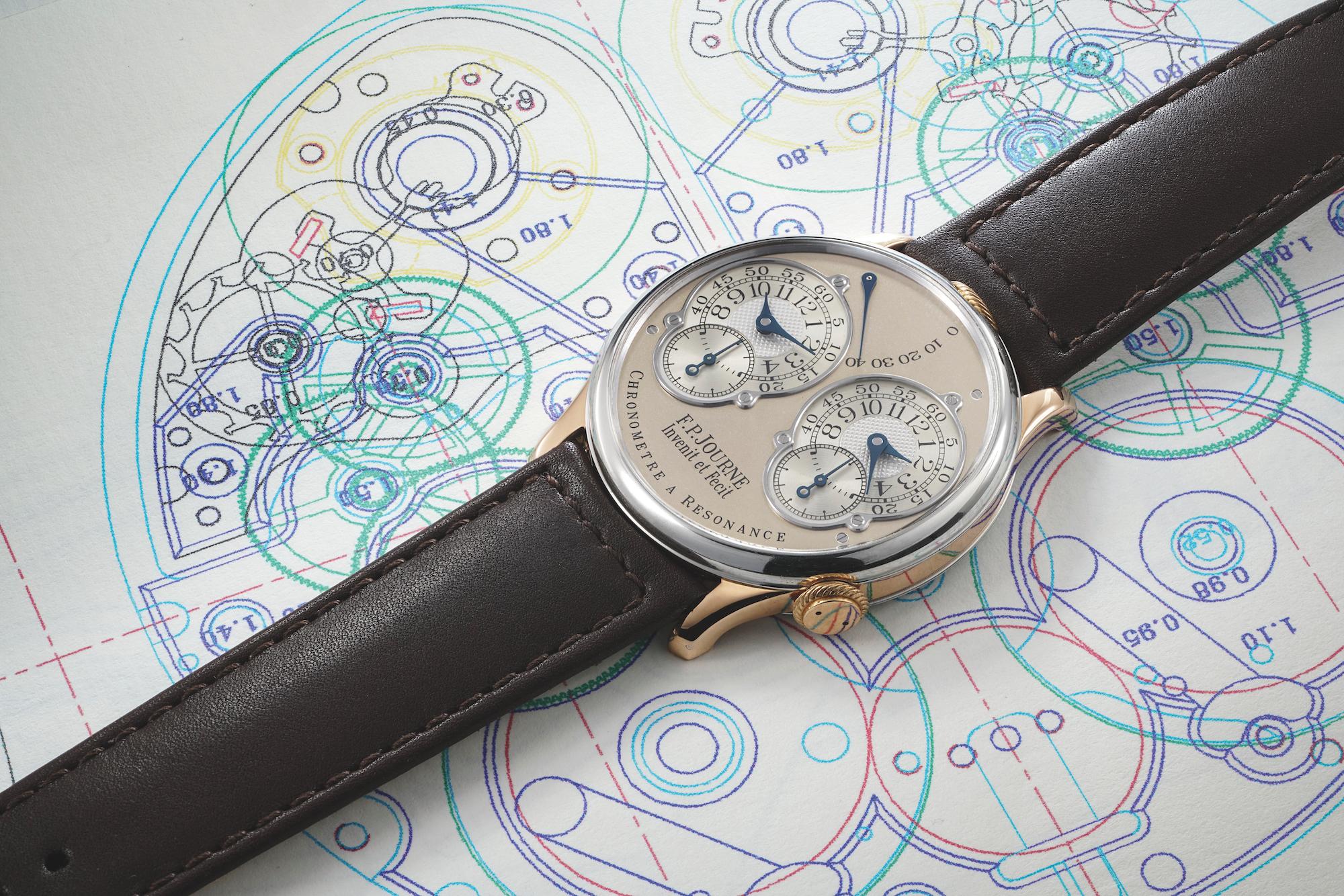 Pourquoi les montres F.P.Journe font des records lors des ventes aux enchères ?
