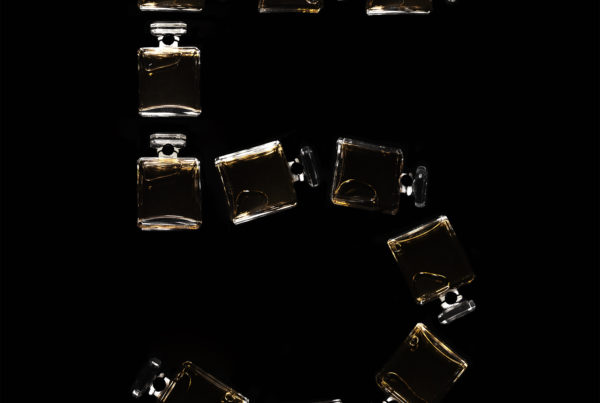 Le parfum No 5 de Chanel fête ses cent ans. ©Buonomo & Cometti