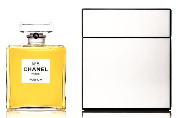 N°5 Parfum 2015, édition limitée, Collection Patrimoine de Chanel ©Chanel
